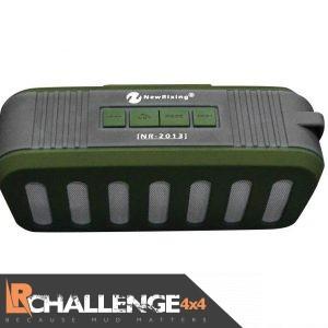 New Rixing NR-2013 Wireless Speaker Bluetooth Green