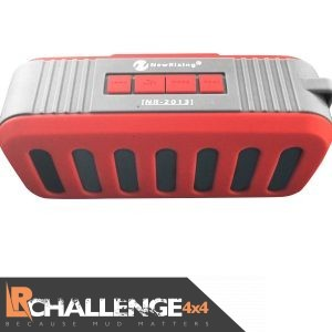 New Rixing NR-2013 Wireless Speaker Bluetooth Red