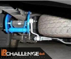 2″ Lift Shackles Rear Shackles to fit Nissan Navara D40 2005-2015