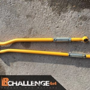Heavy Duty Front & Rear Panhard Rods Yellow 3″ Lift to fit Suzuki Jimny