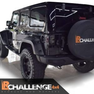 Rear Bumper HD w/Recovery Points to fit Jeep Wrangler JK Anniversary