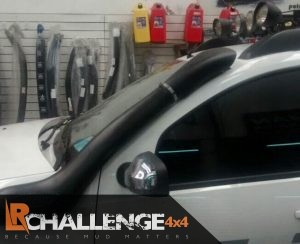 Snorkel Kit to Fit Dacia Duster 1.6 1.2 Petrol & 1.5 Diesel