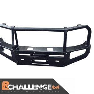 Front winch Bumper HD to fit Nissan Navara D40 Pathfinder 2005-2010 Bull bar