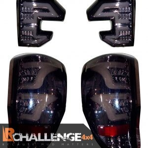 LED Rear Tail Lights to fit Ford Ranger T6 Raptor Style 3