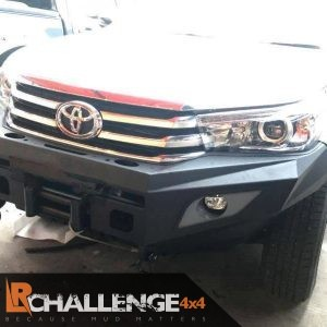 Front Bumper HD to fit Toyota Hilux Revo 2016-2019 New Shape