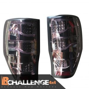 LED Rear Tail Lights to fit Ford Ranger T6 Raptor Style 1
