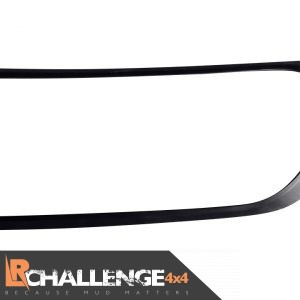 Front Light Guard covers black to fit Ford Ranger T6 2016 onwards