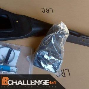 Snorkel Kit to fit Land Rover Defender TDCI TD4 Puma fitment