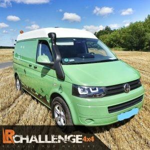 Snorkel Kit air intake to fit Volkswagen Transporter T5 T6 4×4 4motion