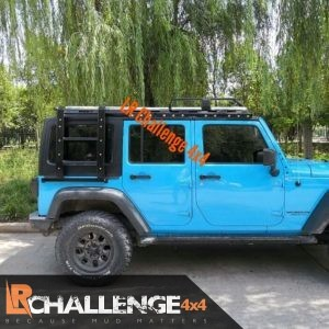 Roof Rack to fit Jeep Wrangler JK 2007 – 2018 models 5 door heavy duty overland expedition