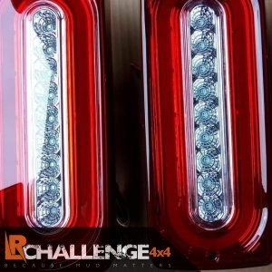 LED Rear lights to Fit Mercedes G Wagon W463 G500 550 55 AMG 86-15