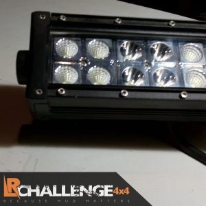 8″ 20cm Led light bar 36 watt Cree very bright flood and spot light pattern
