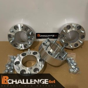 50mm Hub centric wheel spacers 6×139.7 93.1 hub to fit Ranger T6 T7 T8