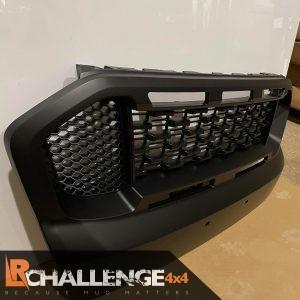 vented Aftermarket Raptor Style Grill Black to fit Ranger T7 2016 – 2019 3.2 wildtrak