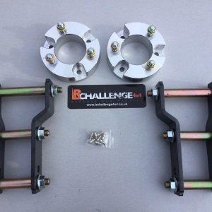 2″ Lift Shackle & Spacer kit for Ranger T6 2012-2020