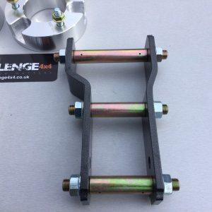 2″ Rear Lift Shackle kit for Ranger T6 & T7 2012-2018