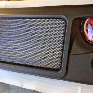 2006 – 2017 Jeep Wrangler JK Angry Mesh Grill