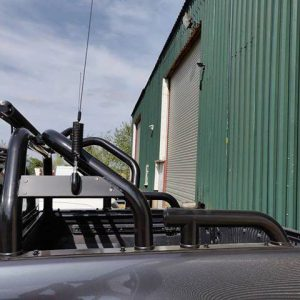 Universal Pick Up Roll Bar With Light Mounts Navara Hilux Ranger D-max L200 Etc
