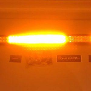 52'' LED Light Bar 300 Watt amber beacon or White 12v Or 24v Flash Remote contro