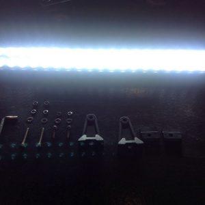 Osram LED 32'' Light Bar great quality Wow 300Watt Land Rover Jimny 300W 4D