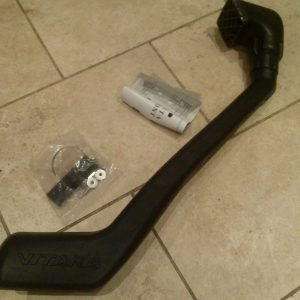 Snorkel Kit to fit Suzuki Vitara 1991-1999  1.6 Left Hand