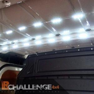 LED Van interior lighting 20x pieces per sheet