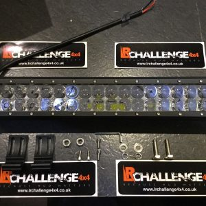 17.5″ Osram LED Light Bar & Adjustable Bracket
