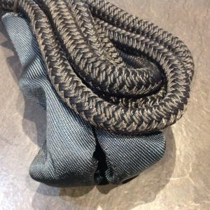 9m X 19mm 19000lb 9.5t Kinetic Tow Ropes