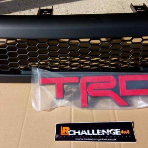 Aftermarket Black Mesh Grill to fit Toyota Hilux Revo 2015-2018
