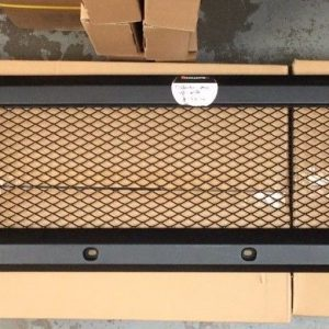 Mesh Centre Grill to fit Land Rover Defender with lights