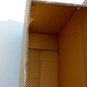 Moving Boxes 120cm x 21cm x 40cm packaging supplies cardboard box x15